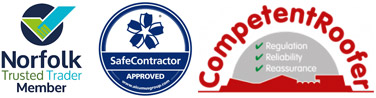 Norwich Roofing Specialists, Norfolk & Suffolk Certificates