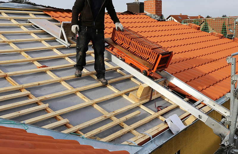 Pitched Roofing in Norwich