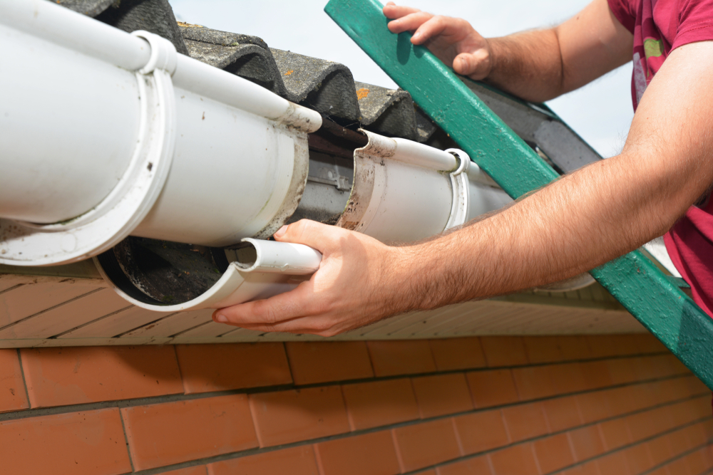 Gutter replacement and repair Norwich, Norfolk