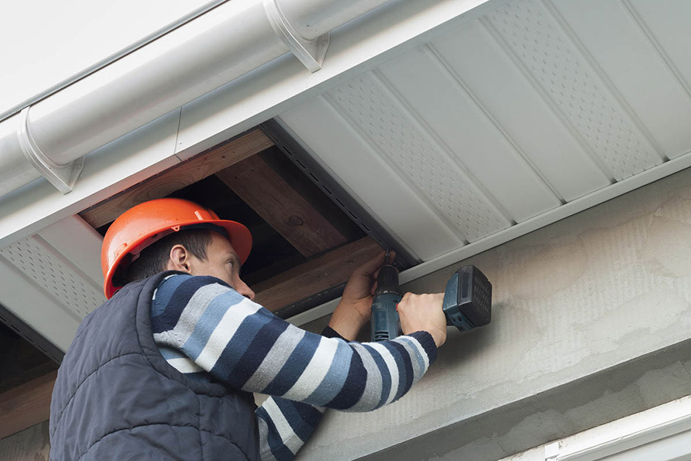 Fascia boards & soffits replacement and repair Norwich, Norfolk